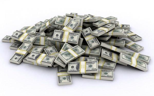 Деньги - Доллары