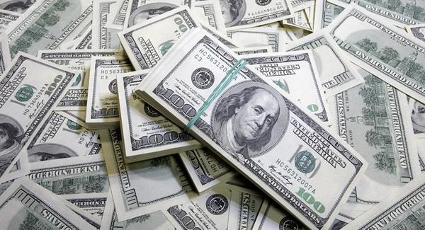 Деньги американские